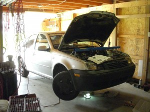 Jetta Clutch Maintenance
